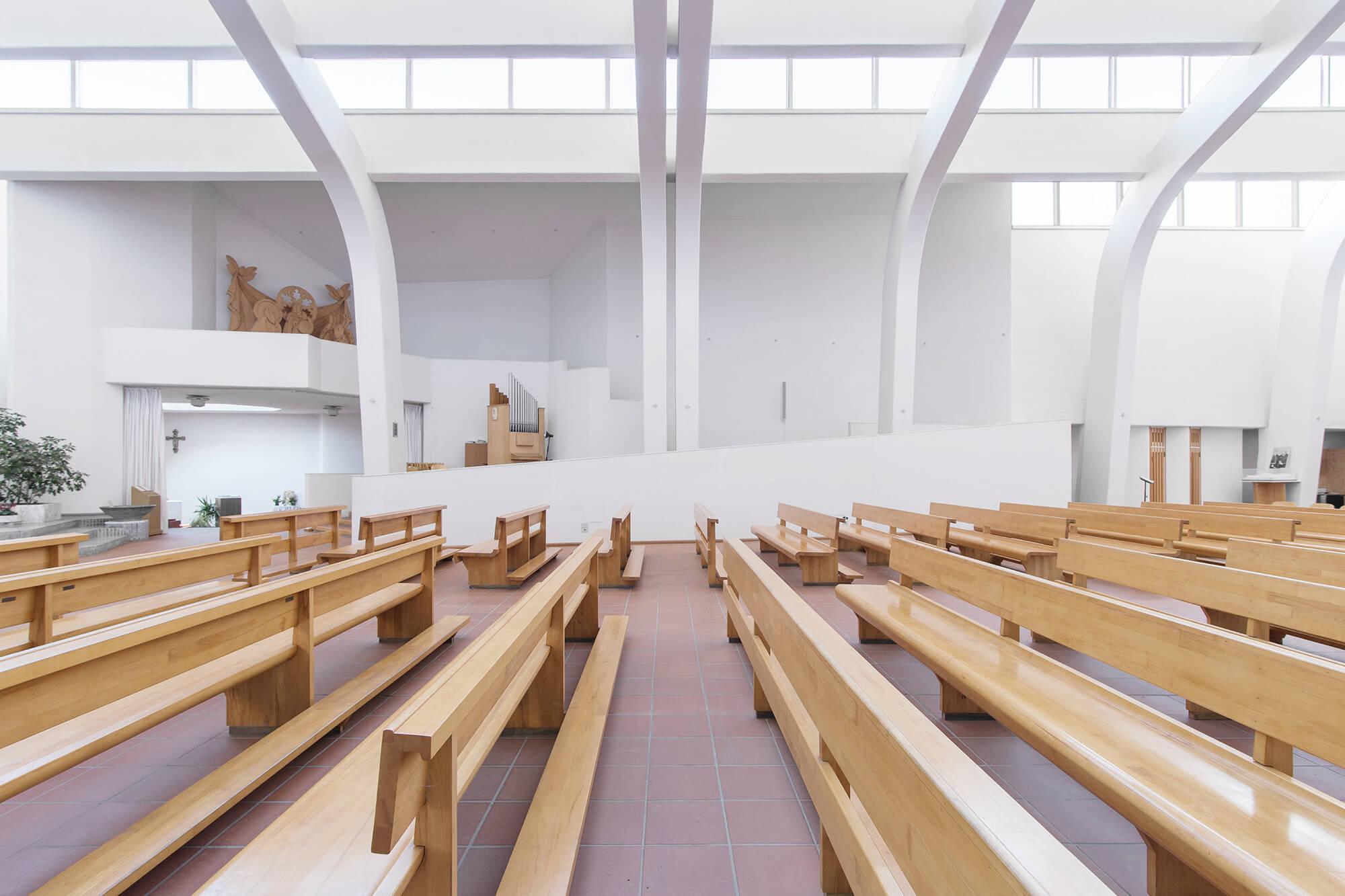 Riola Parish Church